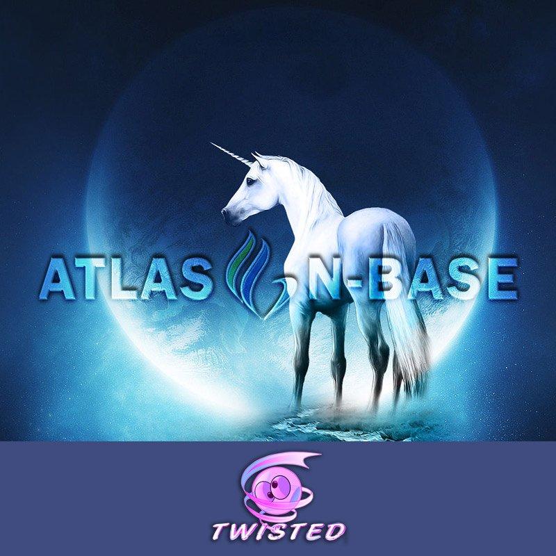 Twisted-Twisted Unicorn - 10 ml Dolum Aroma