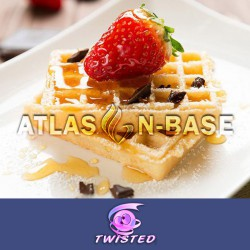 Twisted Vanilla Strawberry Waffles  - 10 ml Dolum Aroma