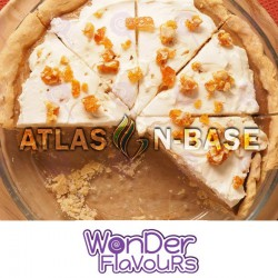 Wonder Flavours Butterscotch Cream Pie - 10 ml Dolum Aroma