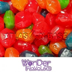 Wonder Flavours Gushy Fruit Candy - 10 ml Dolum Aroma
